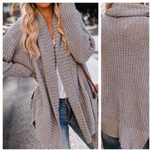 0c4f5f264 POL Sweaters - Just In! Comfy Cozy Pocketed Cardigan